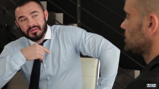 executive brother with Damien Crosse and Jessy Ares
