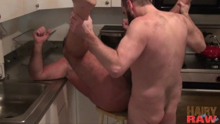steve sommers is hungry for bear cock