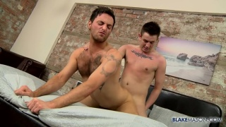 zac fills up riley with his big dick