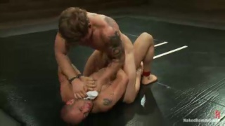Leo Forte vs Trent Diesel - The Bondage Match