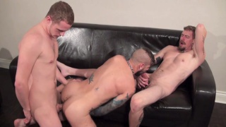 BB threeway - Jeff Kendall, Jon Shield and Don James