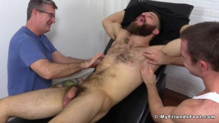 Tommy Defendi Tied Up and Tickled Naked