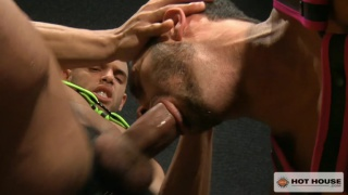 Alexy Tyler gets his ass filled by Sean Zevran