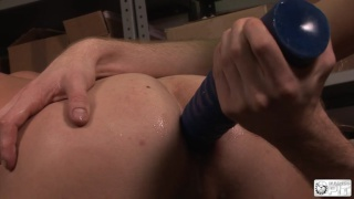 Young Luke desmond Gets his hole Stretched