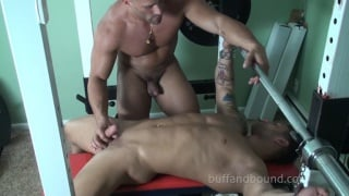 Muscle Bound and Worshipped