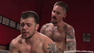 Jake Jammer & Ryan Patrix in under my skin