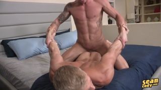 blond top fucks hot blond bottom