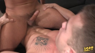 parker riding blake's hard dick