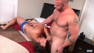 turn my son into a whore starring Aaron Bruiser and Nicoli Cole