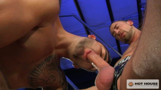 erector starring Donnie Dean & Marko Carbo