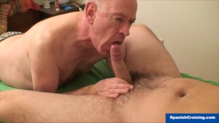 Andy Macho is always horny