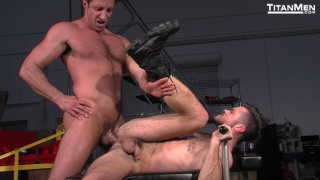 upper hand with nick capra and mike de marko