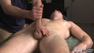 Glen's massage and handjob