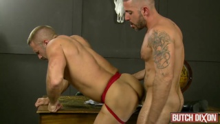 Dirk Caber bottoms for Michel Rudin