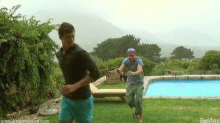 south african heat starring Johnny Bloom & Luke Hamill