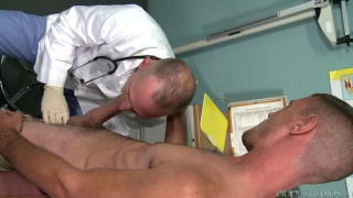 my doctor's a bottom with Trit Tyler & Brett Bradley