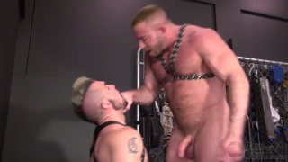 Aarin's Initiation Part 1 with Shay Michaels and Aarin Asker