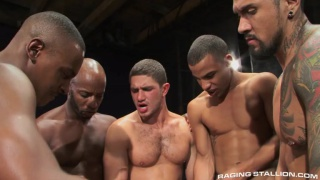 6 studs in orgy - into darkness