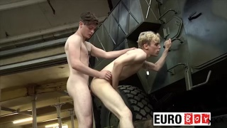 Weapons of Ass Destruction - Jonny Castle and Colby Parker