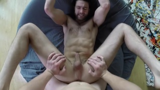 Wake Up Hard with tom faulk and abel archer