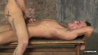 Mickey taylor Uses A Slave's Cock