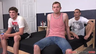 Chandler Scott And Justin Riggs fuck