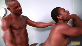 gym partners starring Tyson Tyler & Damian Brooks