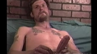 well-hung hobo enjoys all kinds of sex