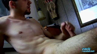 Hung Office Boy Jerk Off