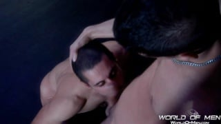 Power bottom Beau Samuels gets his ass poked good