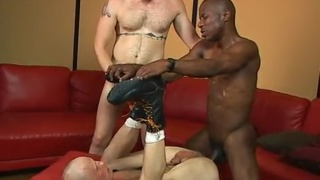 Tawdry Threesome with A.J. Long, Spit  and Tarzan
