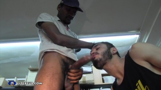 Feed on my bazooka cock with marc humper and max la menace