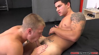 Vadim Black bare fucks Jason Sterling