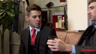 Suited - Behind the Scenes with kayden gray and dmitry osten