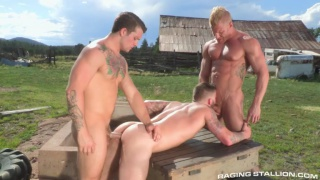 Total Exposure with Chris Bines, Johnny V and Sebastian Kross