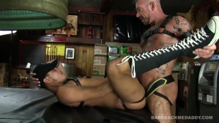 Teasing Daddy with Cesar Xes and ray dalton