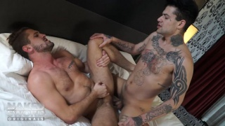 Fuck Me I'm Famous with Mickey Taylor Fucks Wesley Woods