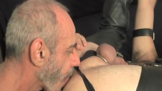 Bareback Muscle Daddy 2 with anthony deangelo