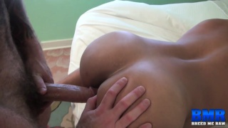 Luke Harrington sticks his 9 inches in Travis Saint