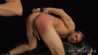 Nikol Monak gets a harsh SPANKING