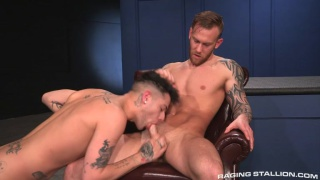 tempation with Damien Michaels & Mickey Taylor