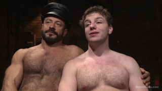 new dungeon master vinnie Stefano trains Doug Acre