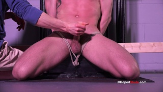Muscle Stud meets the Boy Seat