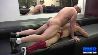 Tyler Reed bare fucks Victor West