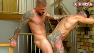 rocco steele heads up Butch Dixon's Best Bareback