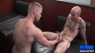 Bryan Knight bare fucks Cam Christou
