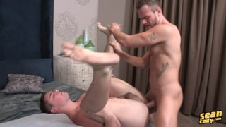 Sean and Forrest Bareback fucking