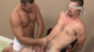 armani fucks bentley in first-ever bottom scene