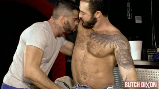 mario Domenech bottoms for Jessy Ares