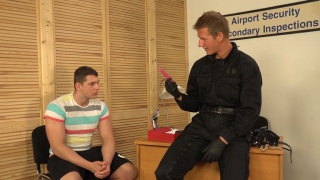 AIRPORT SECURITY with Robin valej and Aron ros